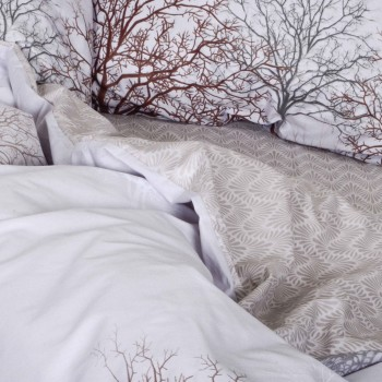 Постельное белье Вилюта сатин 492 (Полуторный)
