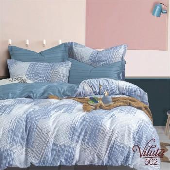 Постельное белье Вилюта сатин 502 (Полуторный)