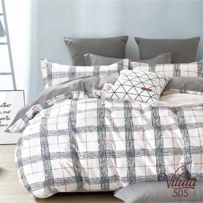 Постельное белье Вилюта сатин 505 (Двойной)