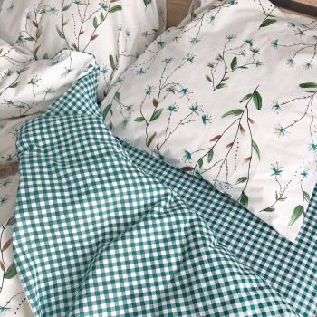 Постельное белье Вилюта ранфорс 20113 (Полуторный)