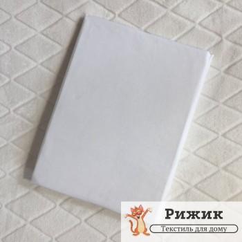 Простынь на резинке Ярослав бязь белая 10