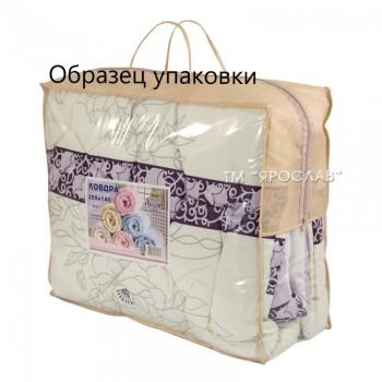 Одеяло стеганое бязь/овечья шерсть ТМ Ярослав
