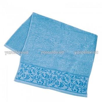 Набор махровых полотенец с отделкой ТМ Ярослав