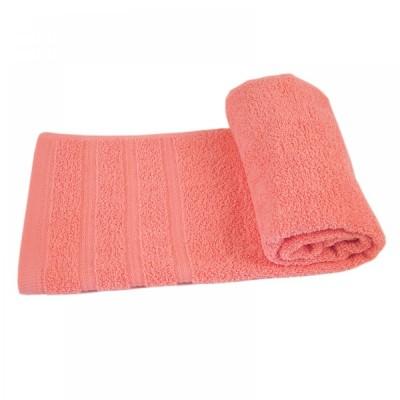 Полотенце махровое Ярослав Софт твист фламинго