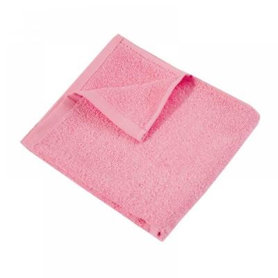 Полотенце махровое Ярослав Severe - 400 Розовое (40*70см)