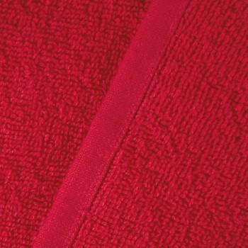 Полотенце махровое Ярослав ЯР-400 красное