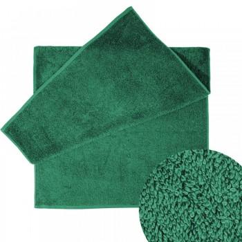 Полотенце махровое Ярослав ЯР-400 темно - зеленое
