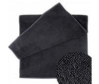 Полотенце махровое Ярослав ЯР - 500 Черное (40*70см)