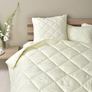 Одеяло Идея стеганое Comfort Standart летнее (молочный)