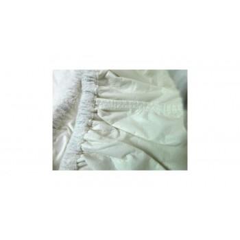 Непромокаемый наматрасник с бортом ТМ Leleka Textile