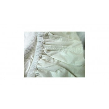 Наматрасник Leleka Textile с бортом водонепроницаемый