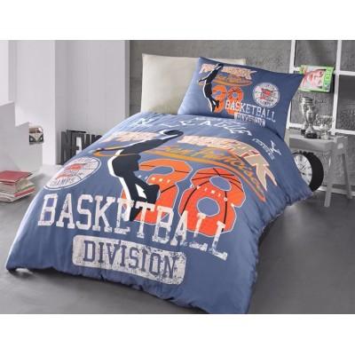 Комплект постельного белья ранфорс Basket ТМ First Choice