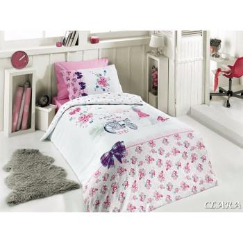 Комплект постельного белья ранфорс Clara ТМ First Choice