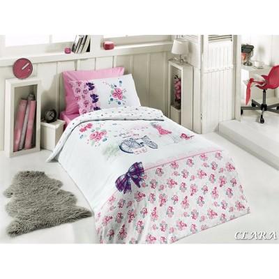 Комплект постельного белья ранфорс Clara