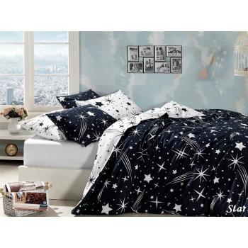 Постельное белье First Choice ранфорс Star