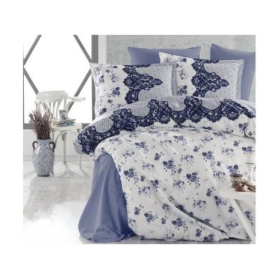 Комплект постельного белья ранфорс Andora v2