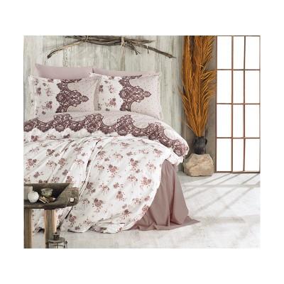 Комплект постельного белья ранфорс Andora v3 ТМ Clasy