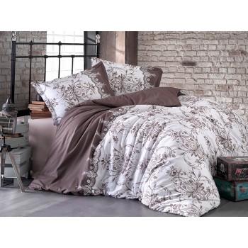Комплект постельного белья ранфорс Diva v1 ТМ Clasy