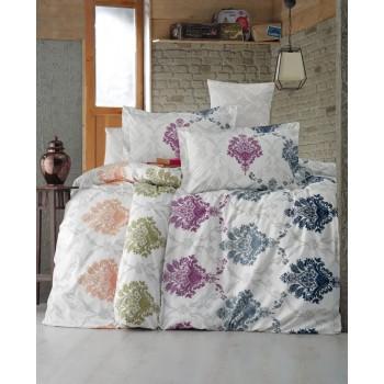Комплект постельного белья ранфорс Ivy ТМ Clasy
