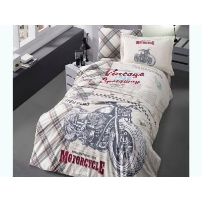 Комплект постельного белья подростковый ранфорс Speedway