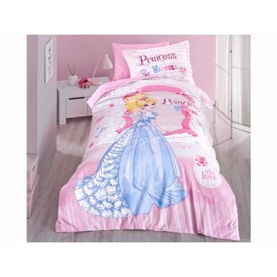 Комплект постельного белья подростковый ранфорс Vanessa